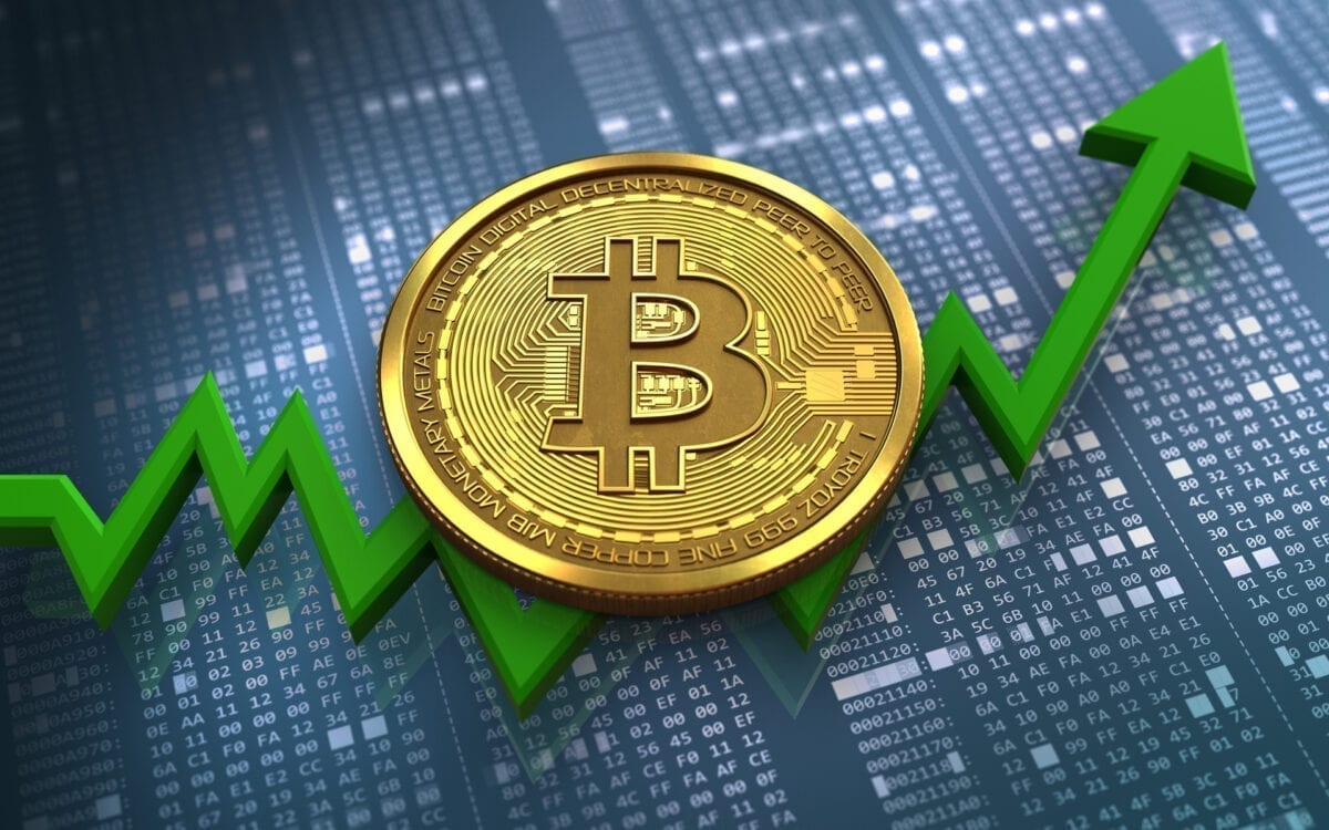 Bitcoin Surges Past $21k. Rally To $30k Next?