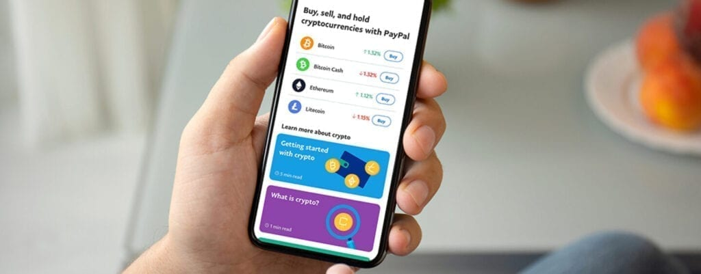 Paypal Triggers Crypto Rally. BTC, ETH And Link Surging!