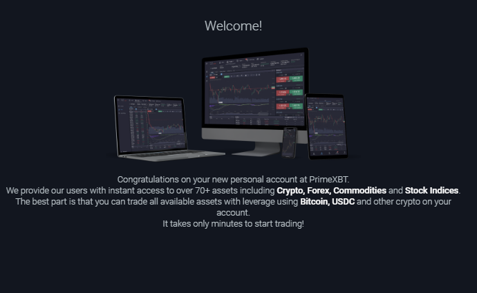 PrimeXBT The Perfect Broker