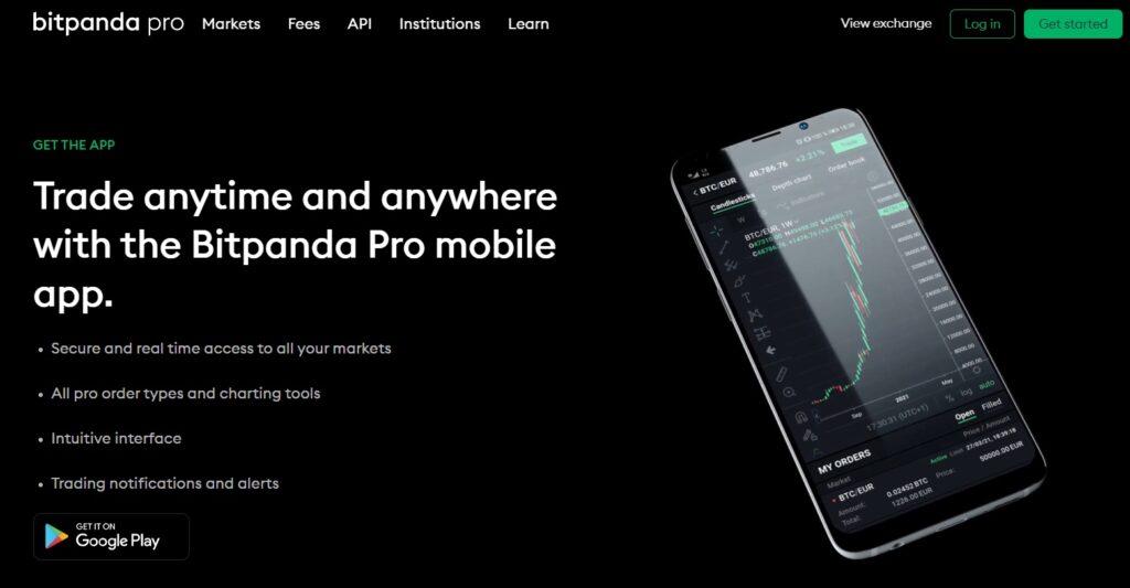 BitPanda Pro review